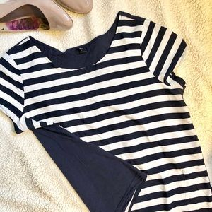Gap Striped Blouse